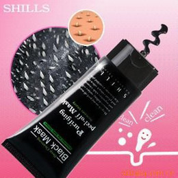 Wholesale DHL SHILLS Deep Cleansing Black MASK ML Blackhead Facial Mask