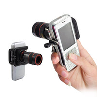 Zoom Len 847# 8X 8 x Zoom Optical Lens Mobile Cell Phone Telescope Camera 2nd + a Universal Holder 847
