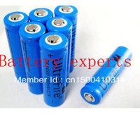Li-Ion 1200mah 14500 Big discount free shipping + UltraFire 3.7 v 14500 PCS 1200 mah lithium rechargeable AA batteries are new