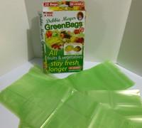 Wholesale Factory price sets Reusable Debbie Meyer Greenbags Food Saver Bags Stay Fresh Longer