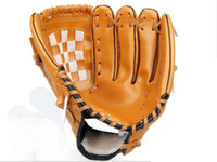 Wholesale baseball PVC catcher gloves for adult and children