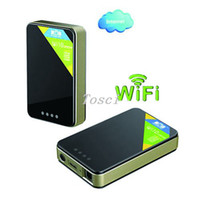 Wholesale Freelander Wi10 WiFi Mobile Hard Disk G inch RPM USB3 for iPhone iPad Android Smart Phone PC