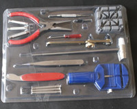 Wholesale Fix the table tools equipped with tools to repair the watch piece watch tool kit