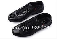 Wholesale 2014 New Brand Designer Men Sneakers Leather Dress Shoes Men Plus Size Casual Flats Footwear Zapatillas
