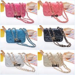 Wholesale Korean version of the new children fashion girl bags handbags fashion bag colorful popular bags cute princess retail
