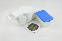 Wholesale 1PCS Great Push Vegetable amp Fruit Chopper Container Blade Inserts NEW