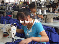 Wholesale Amoy Dongguan West garment factory weaving knitting production lines grab fixedA14