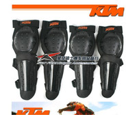 Wholesale motorcycle thermal KTM elbow and knee protector Black color Free Size