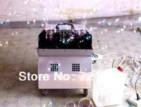 Wholesale Wedding supplies big bubble machine party bubble machine bubble blower V V