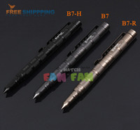 Wholesale LAIX B7 B7 R B7 H Tactical Pen Tool T6 Aluminum Alloy Self Defense Tactical Pens