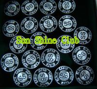 Wholesale 20pcs MM Soft S black Kamui cue tips pigskin layers billard pool cue tips