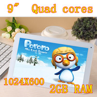 Quad Core 9 inch 2G DDR Android 4. 5 16GB Tablet PC with 1024...