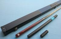 Wholesale Piece Handmade Ash Snooker Cue Set quot Long oz Weight Cue Case Extension Mini Butt