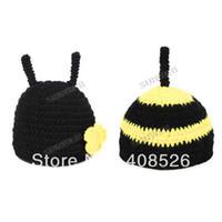 Boy Summer Crochet Hats Baby Costume Photo Photography Prop handmade Knit Cap Crochet Beanie Baby Animal Hat Sets 18008