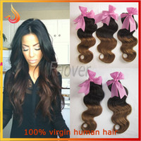 Cheap Peruvian Hair human hair weft Best Body Wave Under $205 ombre hair extension