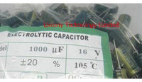 Wholesale 200pcs X New Chengx UF V X20 LOW ESR Aluminum Electrolytic Capacitor