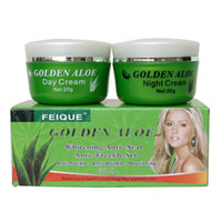 aloe night cream - golden aloe whitening anti scar and anti freckle nourishing day cream night cream