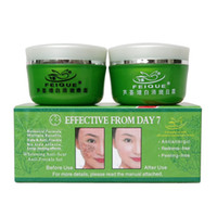Wholesale golden aloe whitening anti scar and anti freckle nourishing skin care face cream