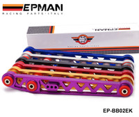 Wholesale EPMAN NEW Rear BILLET LCA LOWER CONTROL ARM FOR HONDA CIVIC EK EK9 EP BB02EK
