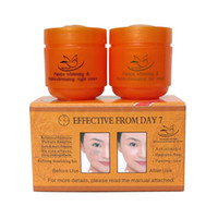 Wholesale PAPAYA Whitening anti freckle natural botanical formula skin care face cream