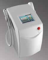 rf system - E light IPL RF Machine System Skin Rejuvenation Machine Wrinkle removal Freckle removal Pigments removal Hair removal