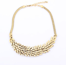Wholesale Hot Sale Antique Fish Scale Statement Necklace Ladies Punk Vintage Spilliness Choker Collar Necklace Jewelry ZN03
