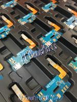 Precio de Notas t móviles-Flex libre del puerto de la carga del conectador del muelle del envío el 100% para la nota II T-Mobile T889 REV 0.7 de la GALAXIA de Samsung