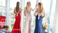 tarik ediz - Arrestive Bright Red Satin Mermaid Sweetheart Tarik Ediz Evening Dresses Beading Sweep Train Prom Gowns
