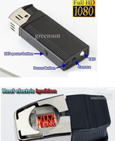 Wholesale 1080P USB U Disk Flashlight Spy Hidden Camera DVR Video Recorder Real Lighter
