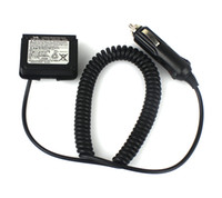battery eliminator charger - 12v Car Battery Charger Eliminator Adaptor With Waterproof Ring For Radio VX R VX R J0360A