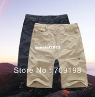 Wholesale Summer Outdoor Sportswear Fast Dry Short Pants Men Quick Dry Breathable Summer Short Pants Men