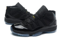 Basketball Flat Men Factory Sale 2014 new gamma blue retro 11 shoes j11 basketball shoes for men and women with Original Box size us 5.5~13
