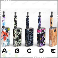 Electronic Cigarette Set Series  Big promotion Vapor Innokin Itaste MVP 2.0 VV MOD box Starter kit with Iclear 16B Dual Coil Clearomizer Detachable coil New style DHL SHIP