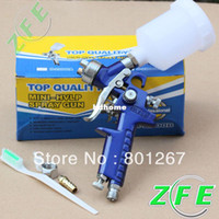 High Pressure Gun Paint Spray Gun Zhejiang, China (Mainland) New High Quality Of Mini HVLP Air Spray Gun With 0.8MM