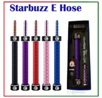 Electronic Cigarette Set Series  Starbuzz E Hose Huge Vapor E Hookah Hose 2200mAh 18650 Battery E Hose Ecig Rechargeable Battery Kits(0211049)