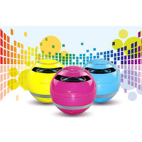 Wholesale Universal Music Fighter K19 Mini HiFI Wireless Bluetooth Super Bass Portable Speaker Support Answer Phone TF Card Mp3 Mp4 DHL freeshipping