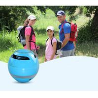 Wholesale Universal Music Fighter K19 Mini HiFI Wireless Bluetooth Super Bass Portable Speaker Support Answer Phone TF Card Mp3 Mp4 dhl free