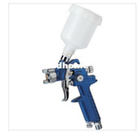 High Pressure Gun Paint Spray Gun HVLP Free Shipping mini 0.8MM H2000 HVLP Air Spray Gun Paint Gun Tool