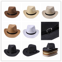 Cheap Stingy Brim Hat Fedora Panama Hats Best as picture Top Hats Straw Beach Hat