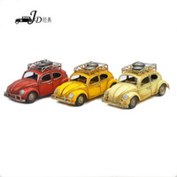 Metal   Vintage Metal Handmade Craft Four Whieels Drive Station Wagon Car Mold Photography Props 1104a-3974