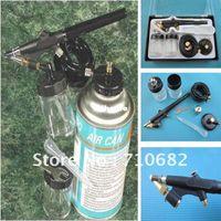 High Pressure Gun Paint Spray Gun China (Mainland) Air Brush Airbrush Spray Gun Sprayer Painting Tool Kit free shipping