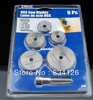 Wholesale 6pc HSS Saw Blades For Metal amp For Dremel Rotary tools quot quot quot quot quot quot