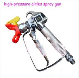 Wholesale Professional High Pressure Airless Paint Spray Gun G230 G220 G210 Suit for Graco Wanger Titan paint sprayer