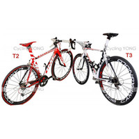 Wholesale Time RXR Carbon Road Bike Frame Set Red and White Frame fork headset seatpost High Quality Time RXR Frameset