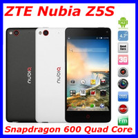 Cheap ZTE Nubia Z5s Mini Snapdragon 600 Quad Core 1.7GHz Smartphone 2GB RAM 16GB ROM 4.7 inch IPS 1280X720 13.0MP Camera