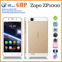 Zopo 5.0 Android Ultrathin! ZOPO ZP1000 MTK6592 Octa Core 1.7GHz Android 4.2 Smart Phone 1GB RAM 16GB ROM 5.0 Inch OTG GPS 14MP Camera Dual Sim