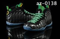 Men ducks - Best Sneakers Men s Basketball Shoes Premium UO QS Oregon Ducks Black Yellow Green DS Air Sports Shoes Men s Trainers Boots Men Shoes Cheap
