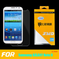 Explosion proof Tempered Glass Film Screen Protector with re...