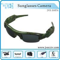 None No  New HD 1280*960 Digital Mini Hidden Sunglasses Camera DVR Spy Glasses camera Digital Video Recorder JVE-3107A