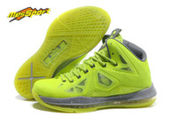 name brand shoes - New Arrival Color Sport Shoes Lebron X Series Men Basketball Shoes Men Athletic Shoe Brand Name